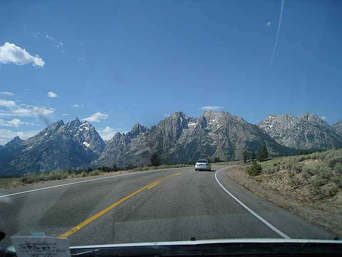 Национальный парк - Гранд Тетон 60466