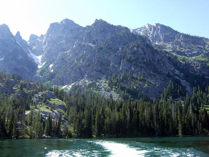 Национальный парк - Гранд Тетон 80605