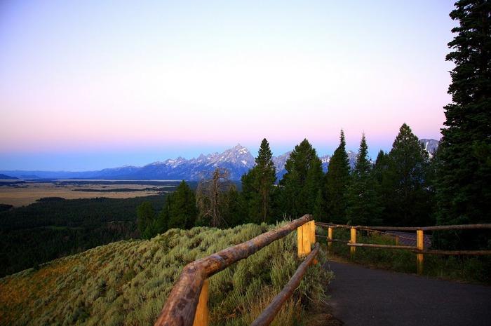Национальный парк - Гранд Тетон 33838