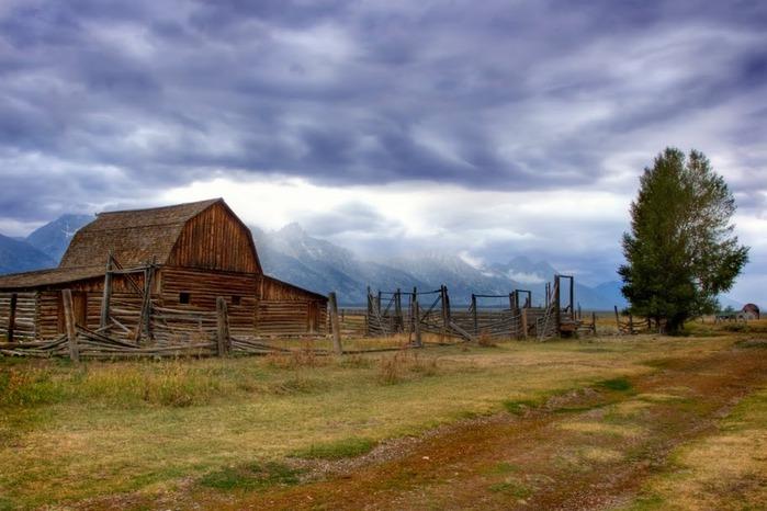 Национальный парк - Гранд Тетон 86539