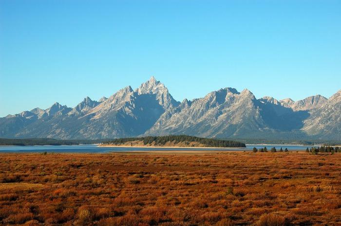 Национальный парк - Гранд Тетон 69307