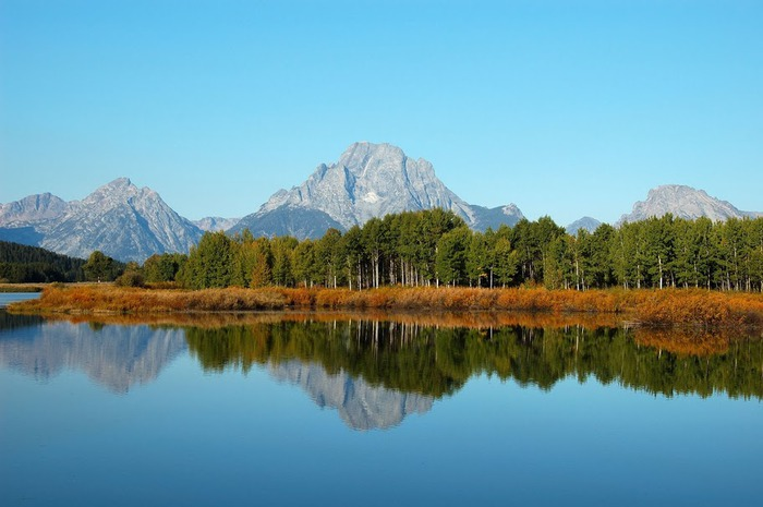 Национальный парк - Гранд Тетон 37294