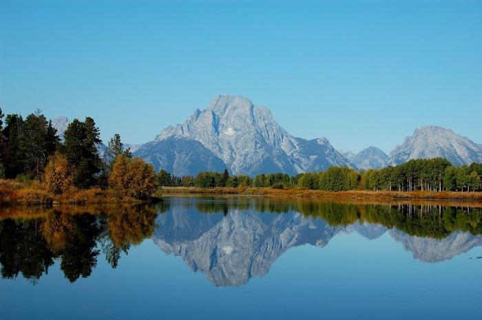 Национальный парк - Гранд Тетон 92411