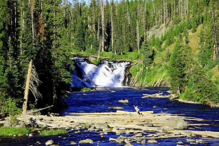 Национальный парк - Гранд Тетон 69345