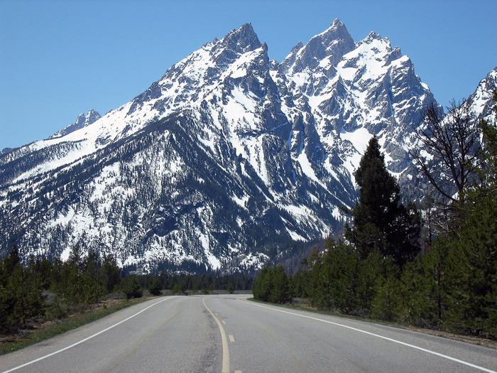 Национальный парк - Гранд Тетон 45968