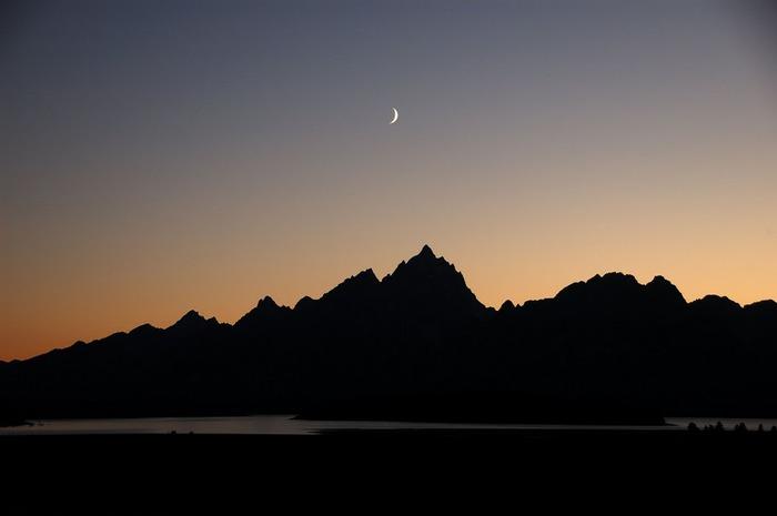Национальный парк - Гранд Тетон 96376