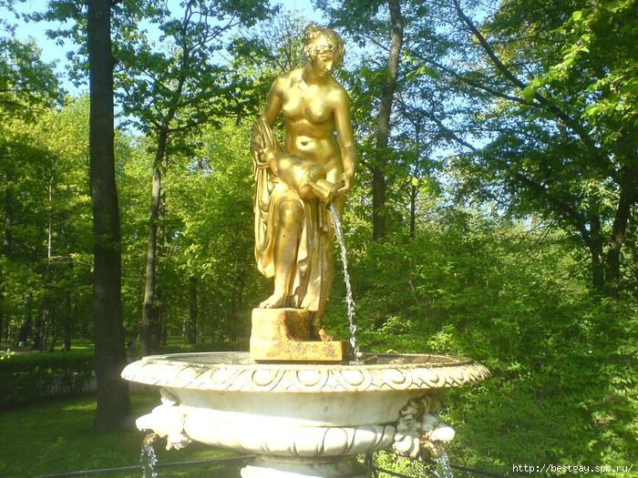петергоф, фонтаны петергофа