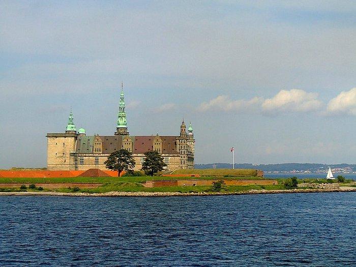 Замок Кронборг (Kronborg Castle) 77540