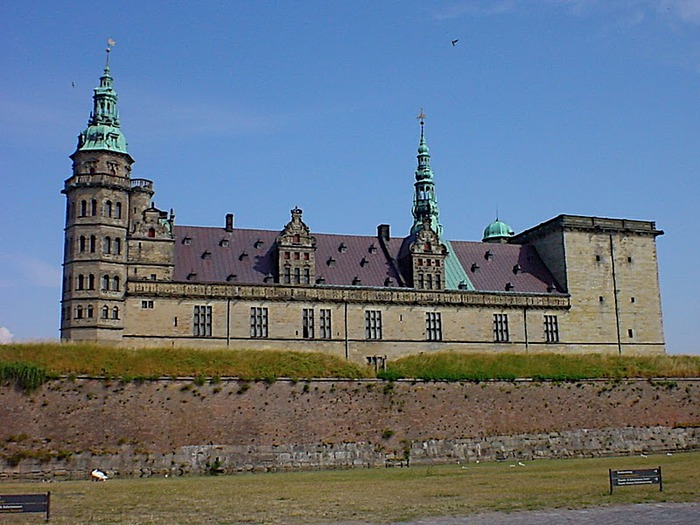 Замок Кронборг (Kronborg Castle) 50168