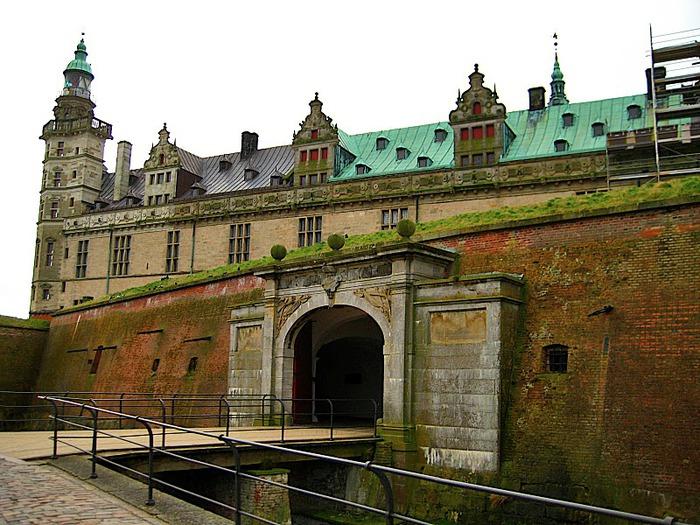 Замок Кронборг (Kronborg Castle) 44497