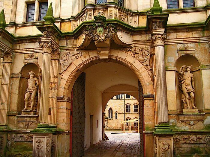 Замок Кронборг (Kronborg Castle) 63311