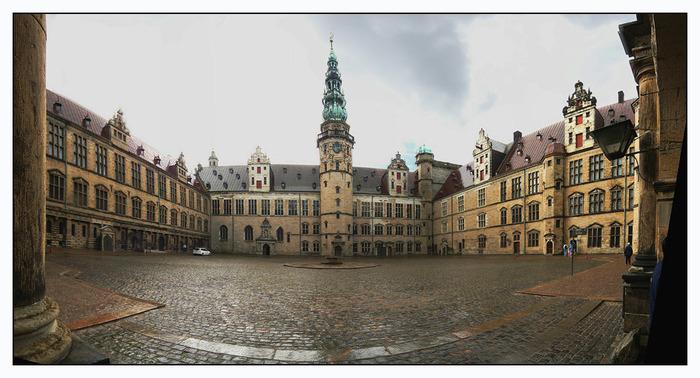 Замок Кронборг (Kronborg Castle) 41965