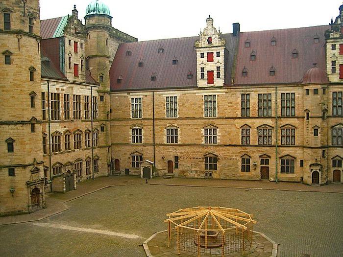 Замок Кронборг (Kronborg Castle) 62139