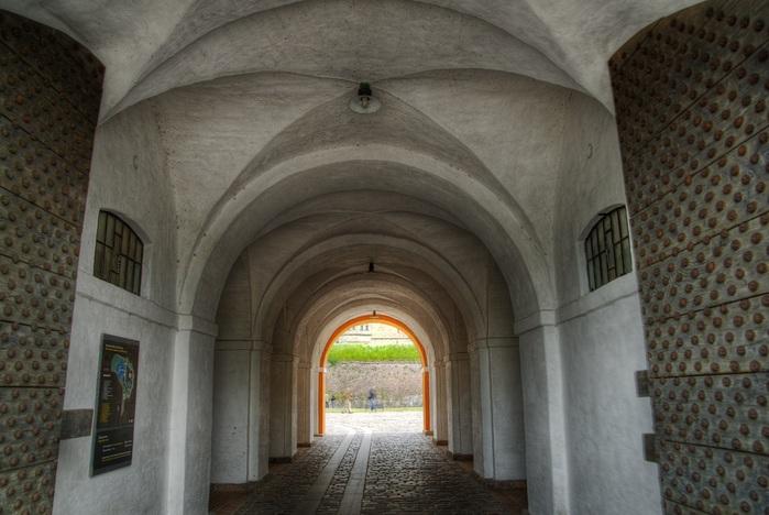 Замок Кронборг (Kronborg Castle) 92175