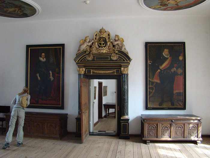 Замок Кронборг (Kronborg Castle) 66181