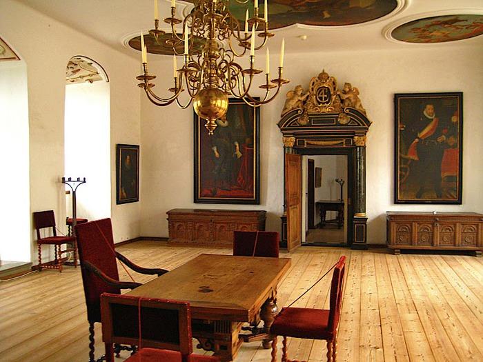 Замок Кронборг (Kronborg Castle) 93339