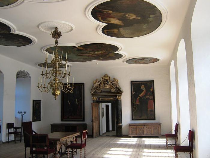 Замок Кронборг (Kronborg Castle) 29996