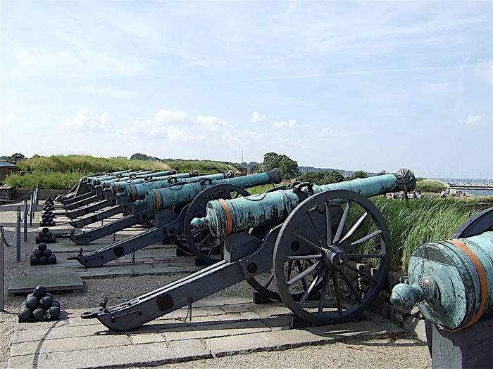 Замок Кронборг (Kronborg Castle) 80744