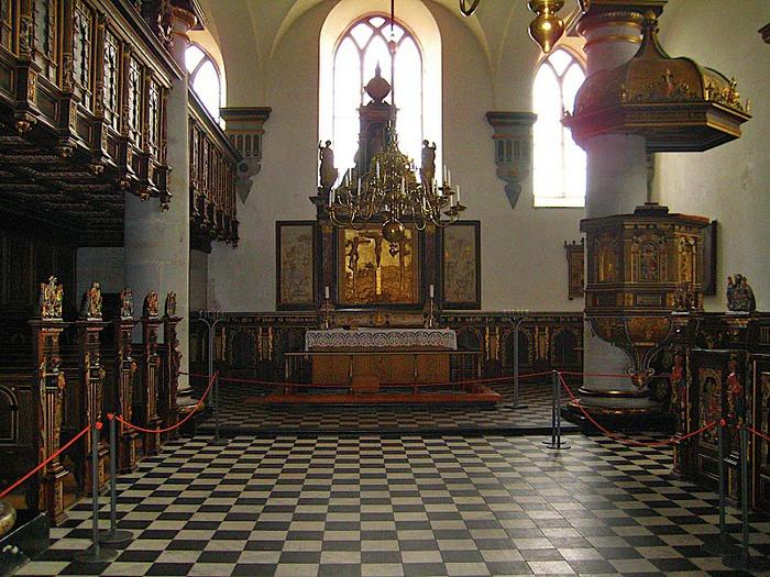 Замок Кронборг (Kronborg Castle) 25384