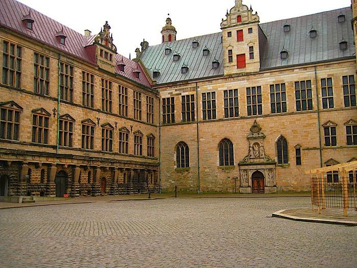 Замок Кронборг (Kronborg Castle) 20619