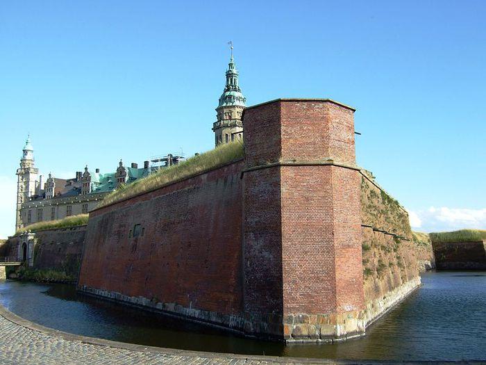 Замок Кронборг (Kronborg Castle) 79396