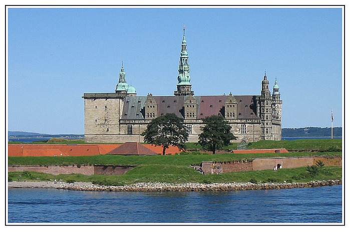 Замок Кронборг (Kronborg Castle) 16842