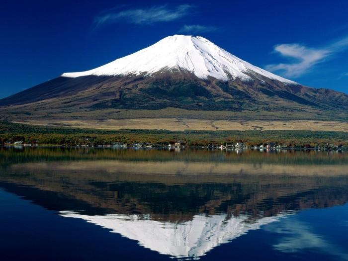 Япония: священная гора Фудзияма 90014