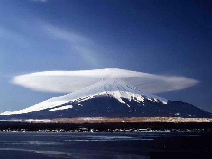 Япония: священная гора Фудзияма 56187