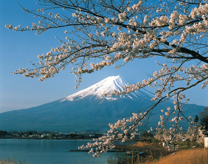 Япония: священная гора Фудзияма 26785