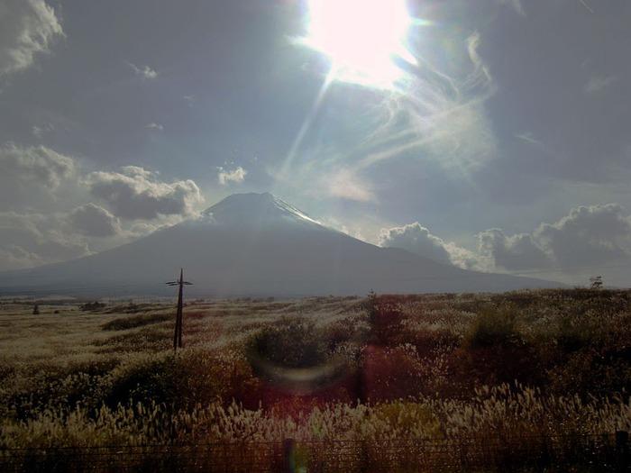 Япония: священная гора Фудзияма 20937