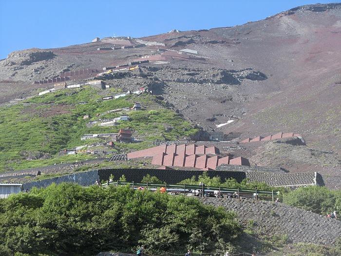 Япония: священная гора Фудзияма 93939