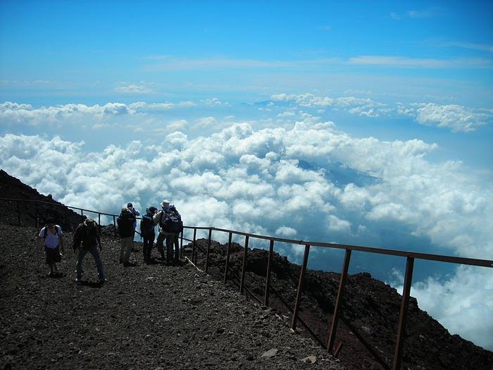 Япония: священная гора Фудзияма 68419