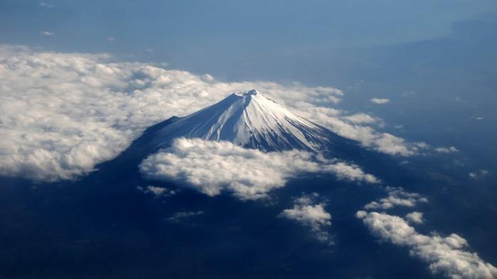 Япония: священная гора Фудзияма 89584