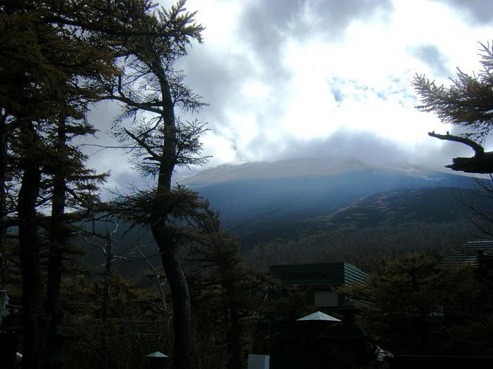Япония: священная гора Фудзияма 95107