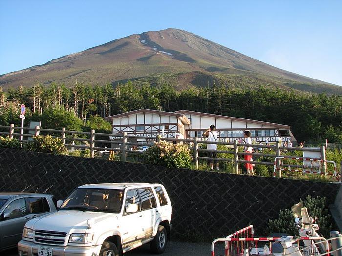 Япония: священная гора Фудзияма 11495