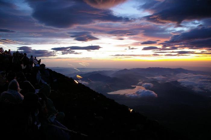 Япония: священная гора Фудзияма 81580