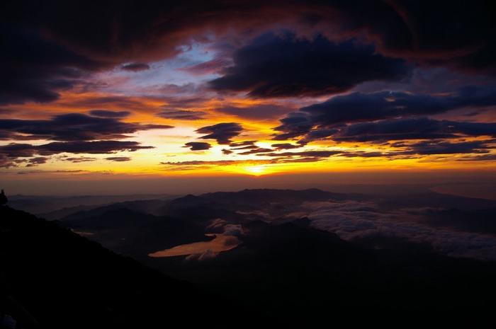 Япония: священная гора Фудзияма 81960