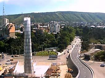 Памятник погибшим в борьбе за независимость