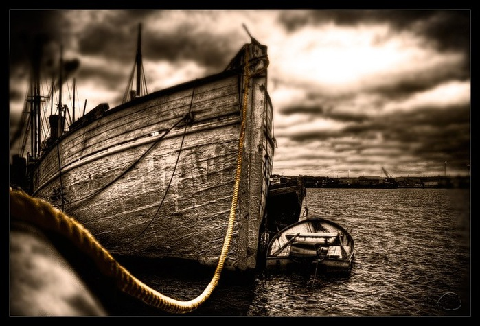 HDR фотографии Janne Olkkonen