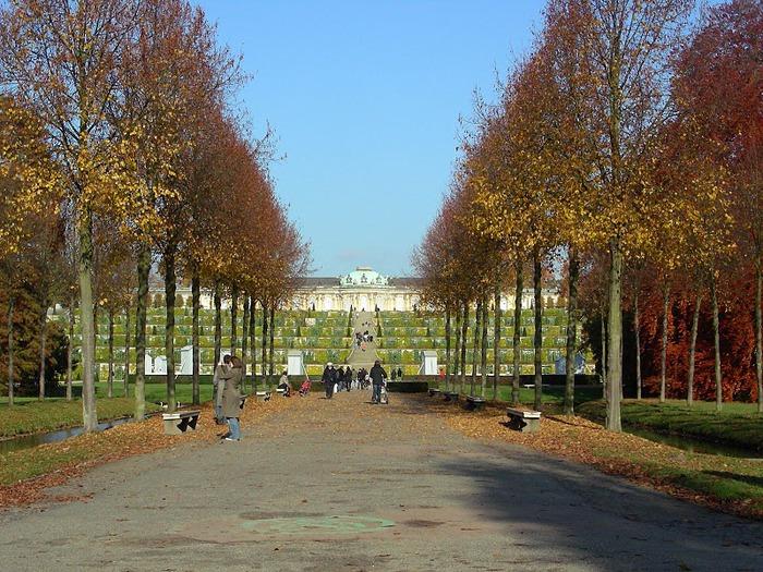 Дворец Сан-Суси 76755