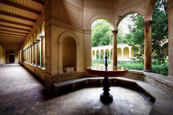 Дворец Сан-Суси 20105