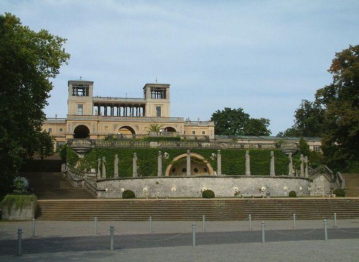 Дворец Сан-Суси 22854