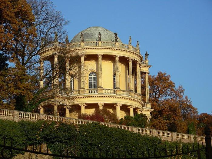 Дворец Сан-Суси 13751