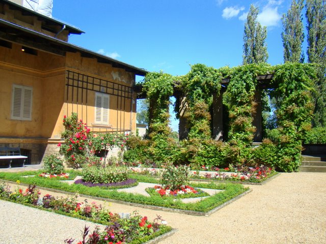 Дворец Сан-Суси 46851