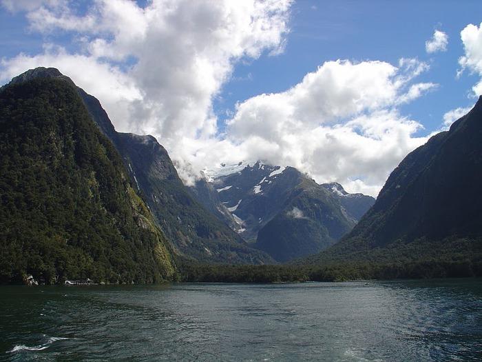 Новая Зеландия — это где? 28474