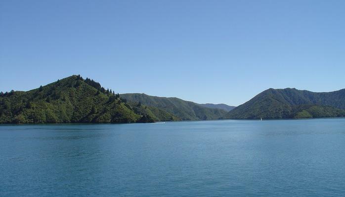 Новая Зеландия — это где? 18673