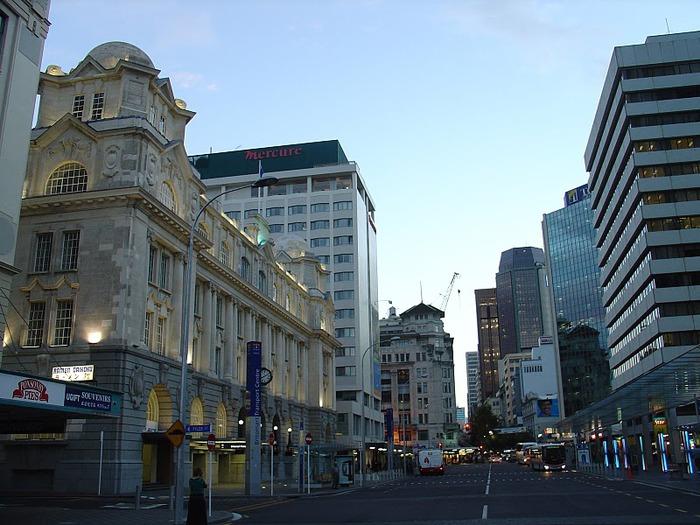 Новая Зеландия — это где? 34435