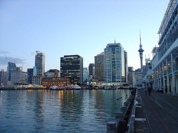 Новая Зеландия — это где? 31383