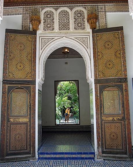 PALAIS DE LA BAHIA / ДВОРЕЦ БАХИЯ (Маракеш) 65535