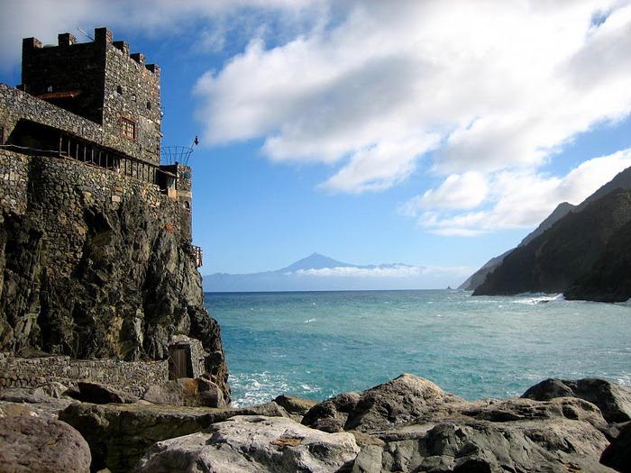 «Волшебный остров» — маленький остров Гомера 24457